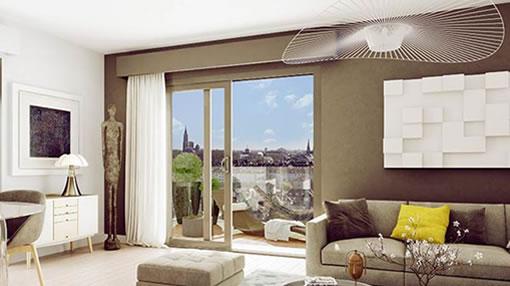 Appartement crédit immobilier à Strasbourg